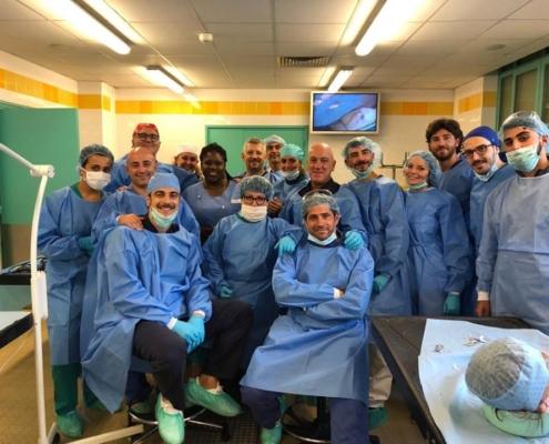 Corso di dissezione anatomica su cadavere