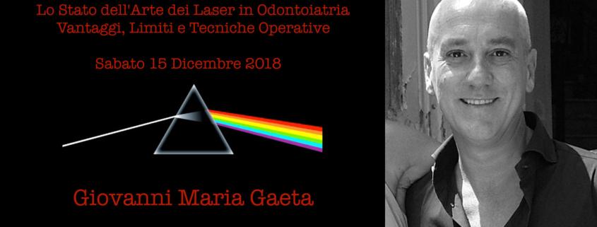 Corso di Formazione - Giovanni Maria Gaeta